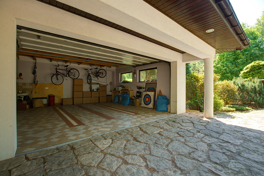 Add a garage to your home