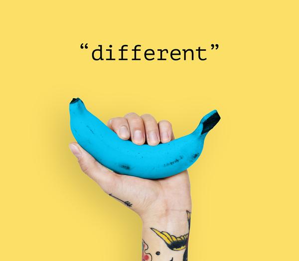 Blue banana.