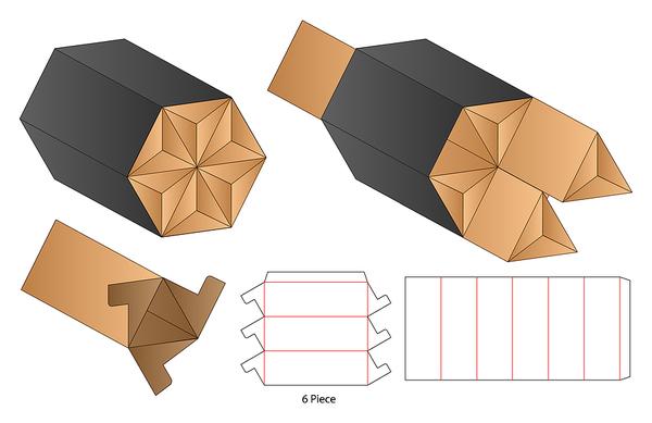 Unusual package shape.
