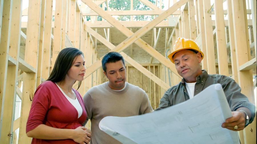 Apps to help builders