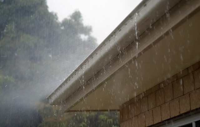 Managing Water Flow On A Steep Roof