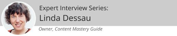 Linda Dessau discusses content marketing