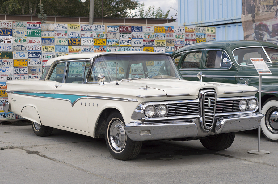 the ford edsel