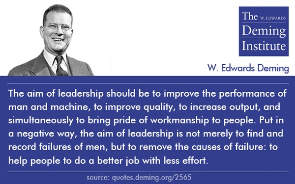 The Aim of Leadership