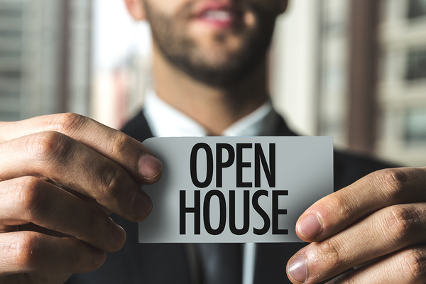 5 tips for a successful open house meet and greet home
