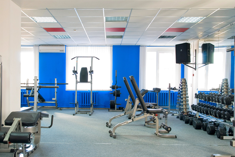 Essential components of fitness center design
