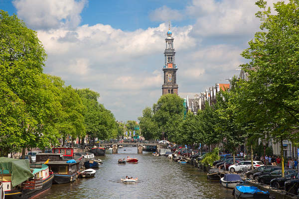 City of Amsterdam.