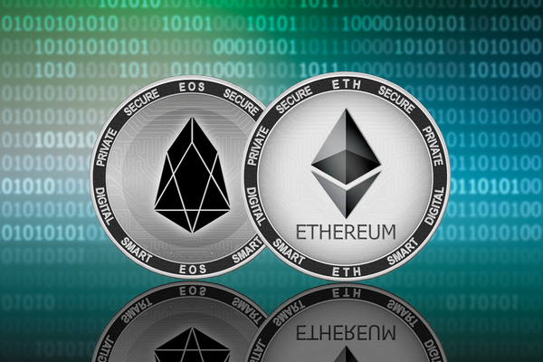 Etherem silver coins.