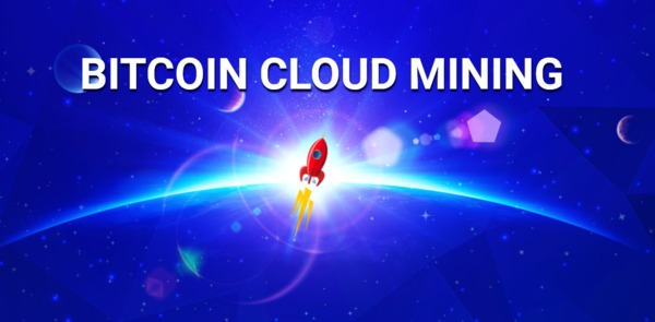 Bitcoin cloud mining.
