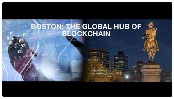 Boston: The global hub of blockchain