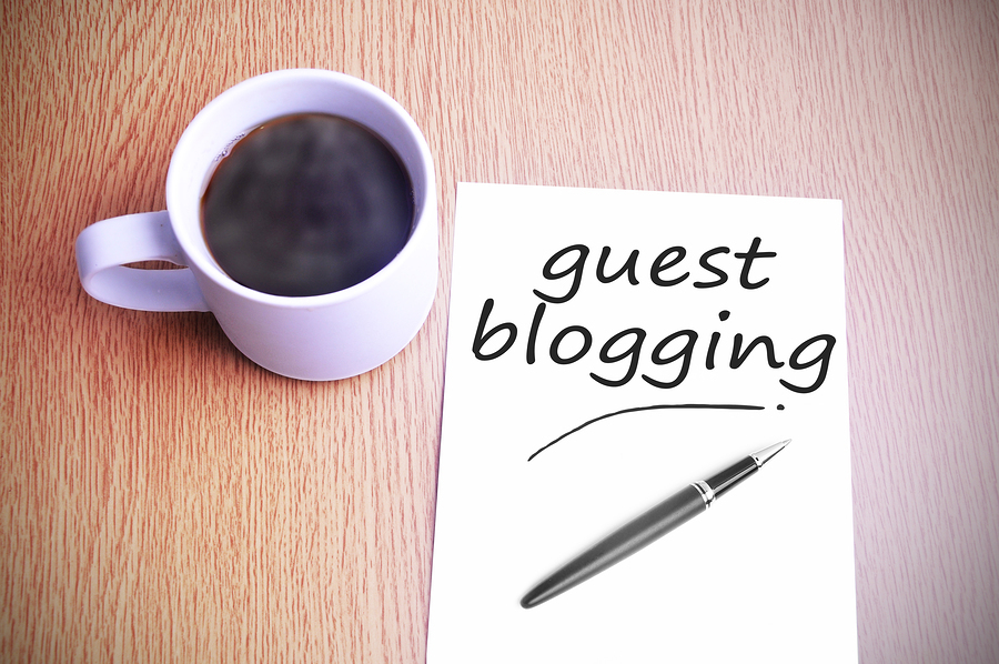 Thought Leader Series: Should Guest Blogging Be a Part of Your 2016 Digital Marketing Strategy?