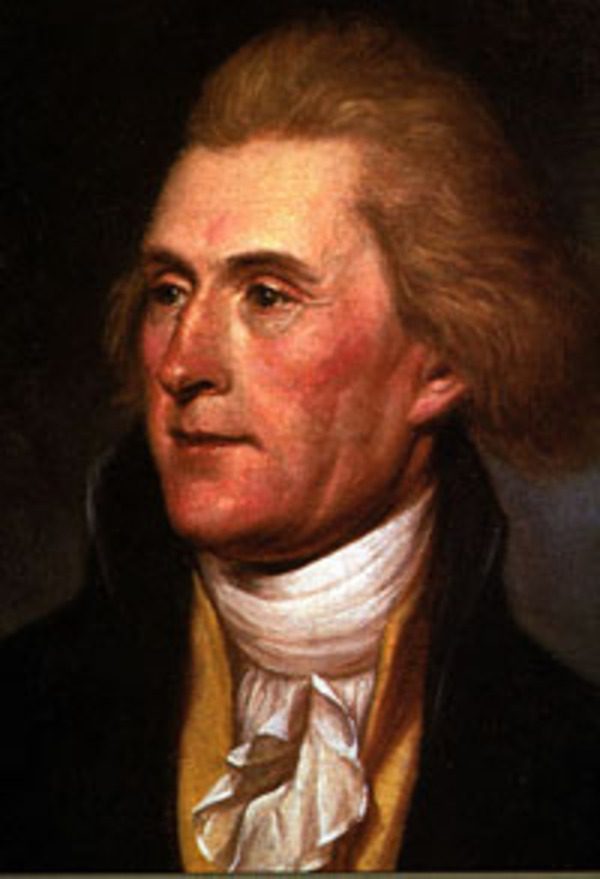 a biography of thomas jefferson the principal author of the declaration of independence