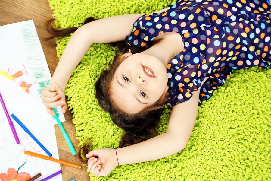organizing kids playroom