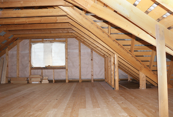 Do Home Inspectors Go In An Attic Home Inspection