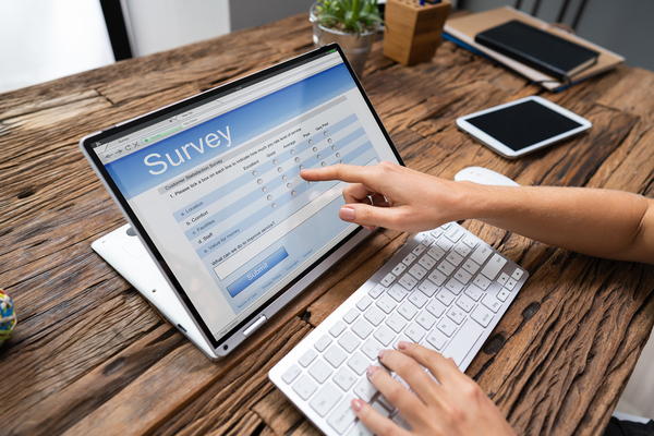 Online survey.