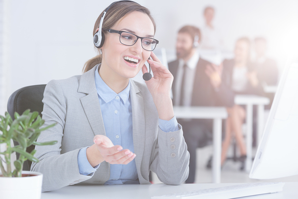 Answering365 a call answering service, uses performnace metrics to constantly improve.