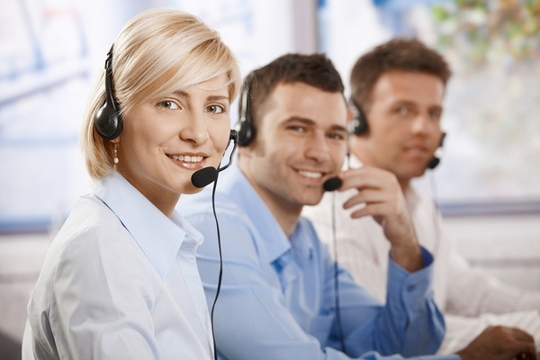 Outsource company phones, call answering service
