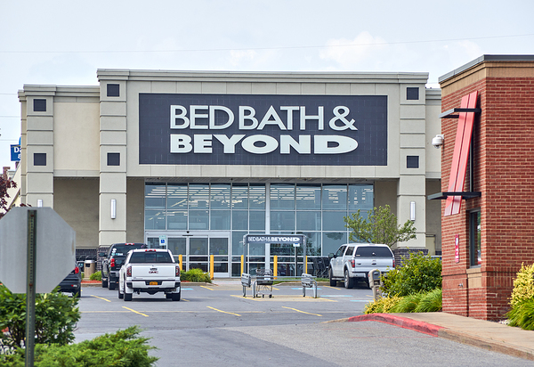 Bed Bath & Beyond store.