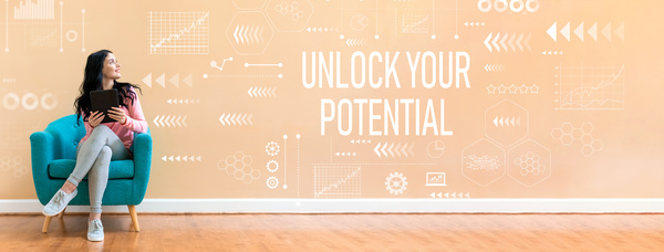 Unlock your potential.