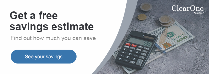 Calculator with cash and coins