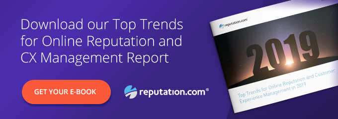 Reputation CTA CX Management Report - Here's How Negative Online Reviews Impact the Customer Experience