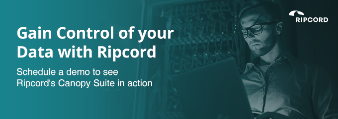Gain control of your data with Ripcord.