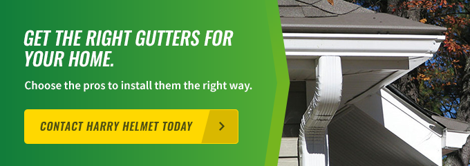 What Size Gutters Do You Need