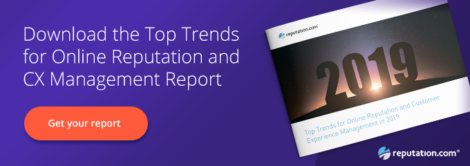 Reputation CTA CX Management Report - How to Improve Your CX Strategy for the Holidays