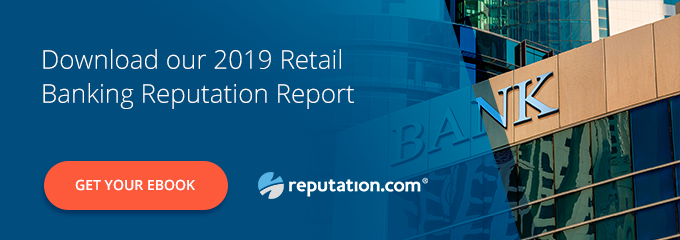 Reputation CTA Retail Banking Report - Millennials Prioritize the Customer Experience in Banking: Here's How to Improve It