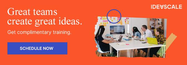 Great teams create great ideas.